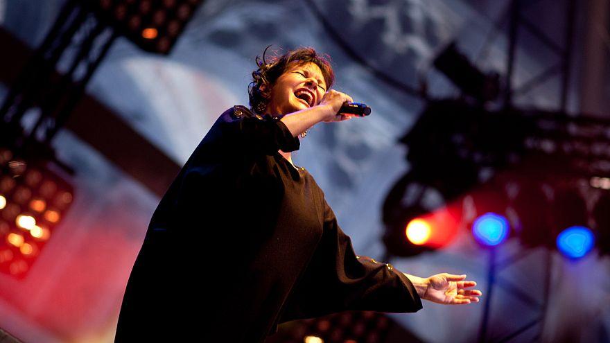 La chanteuse Maurane nous a quittés, hommages...