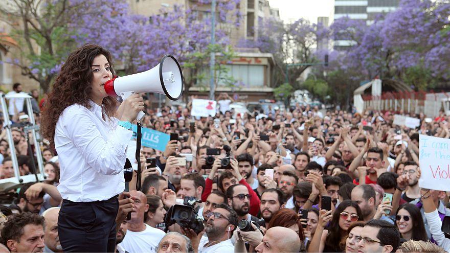 Lübnan'da seçim sonuçları protesto ediliyor