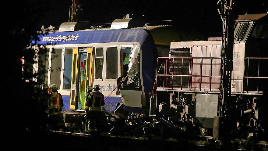 Σύγκρουση τρένων - Δύο νεκροί