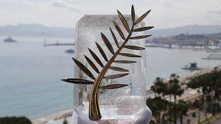Die begehrte Goldene Palme für den besten Film