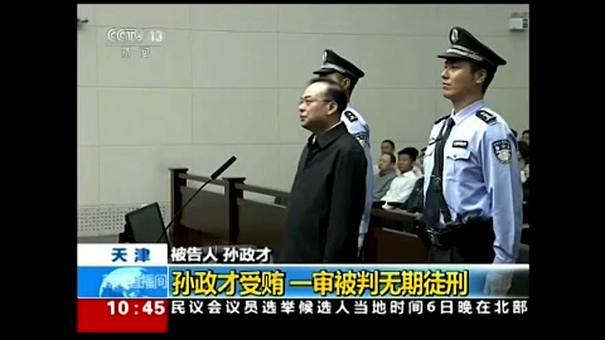 Életfogytiglani börtön egy volt kínai pártvezetőnek