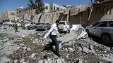 غارات تحالف تقوده السعودية تستهدف قيادات للحوثيين