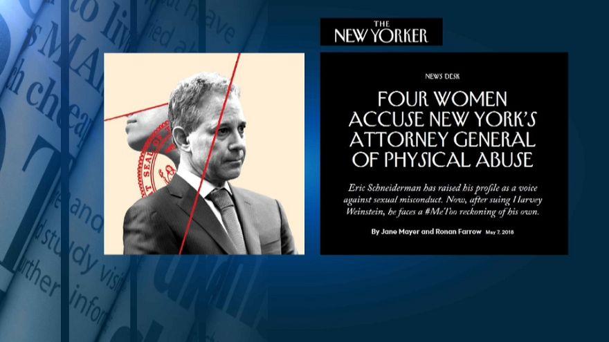 Me Too : accusé, le procureur de l'État de New York démissionne