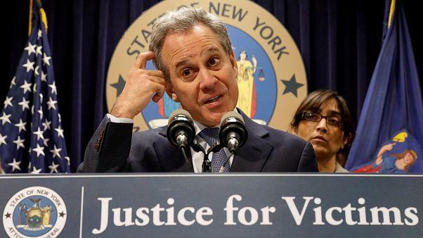 Der Generalstaatsanwalt des US-Bundesstaates New York gibt sein Amt auf