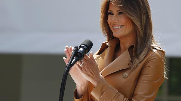 "Melania Trump lance ""Be Best"" contre le cyber-harcèlement"