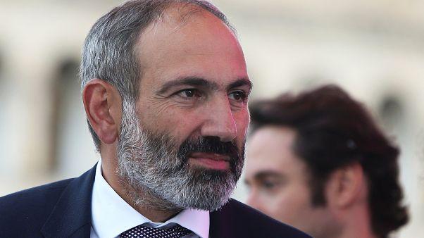 Νέος πρωθυπουργός της Αρμενίας ο Νικόλ Πασινιάν