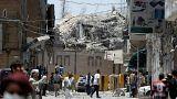 Suudi Arabistan'dan Yemen'deki Cumhurbaşkanlığı Sarayı'na 2 hava saldırısı