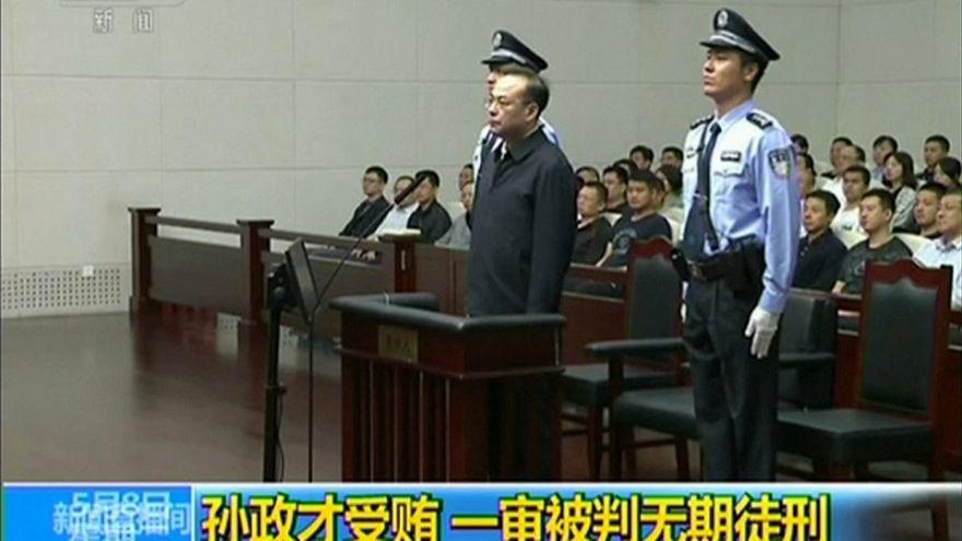 Cina, ex dirigente del Pc condannato all'ergastolo per corruzione