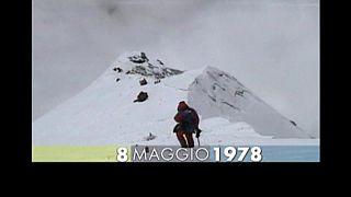 Heute vor 40 Jahren: Messner und Habeler auf dem Mount Everest