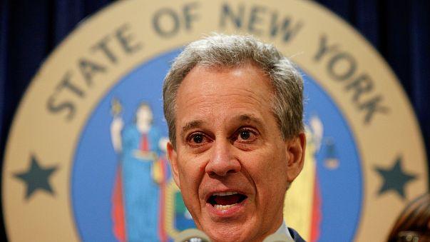 Procurador-Geral de Nova Iorque demite-se