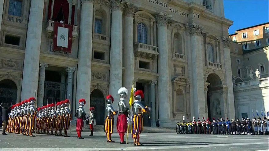 Швейцарская гвардия: на службе Ватикана