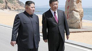 Ξανά στην Κίνα ο Κιμ Γιονγκ Ουν - Συναντήθηκε με τον πρόεδρο Σι Τζινπίνγκ