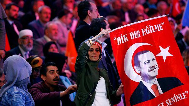 إردوغان: نحتاج أغلبية برلمانية لتمرير التعديلات الدستورية