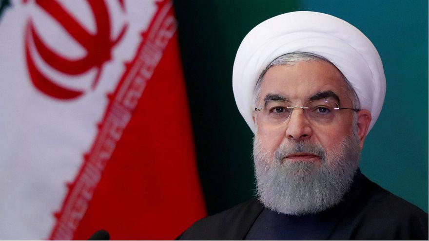 طهران تستبق قرار ترامب بالتلويح بالانسحاب من الاتفاق النووي