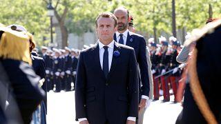 Le traditionnel 8 mai d'Emmanuel Macron