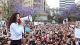 Lübnan: Feminist gazeteci Joumana meclise giremedi