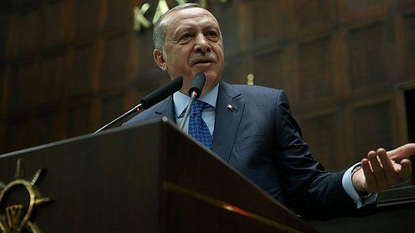 """Erdoğan'ın konuşması """"TAMAM"""" etiketini dünya gündemine taşıdı"""