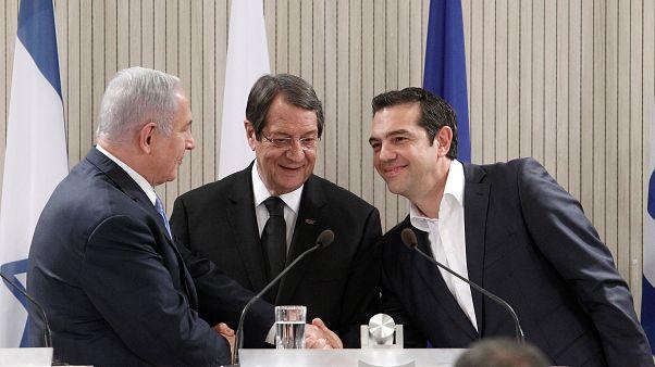 Ελλάδα-Κύπρος-Ισραήλ: Όλα για τον EastMed