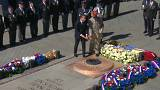 فرنسا تحيي الذكرى الثالثة والسبعين لانتصار الحلفاء في أوروبا