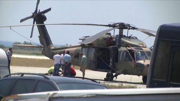 Asile grec accordé à un militaire turc