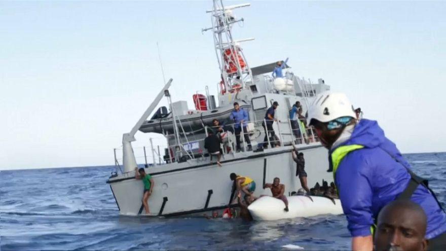 Migrantes nigerianos levam Itália a tribunal