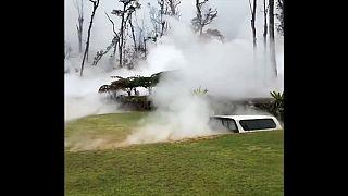 Hawái se prepara para nuevas evacuaciones por la amenaza del volcán Kilauea