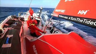 Volvo Ocean Race : le suspense jusqu'au bout