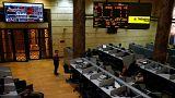 تراجع أسواق الخليج بسبب المخاوف إزاء ملف إيران النووي