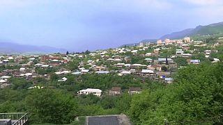 Ijevan, la humilde ciudad armenia de Pashinián