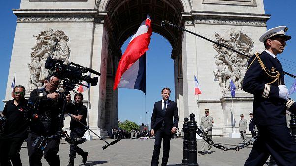 Γαλλία: Η ημέρα νίκης της Ευρώπης