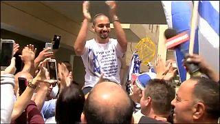 Israele: libero il soldato Elor, proteste da parte palestinese