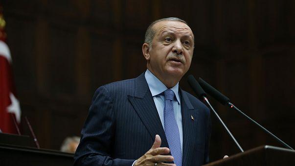 Erdoğan'dan İnce'ye 'kukla' benzetmesi