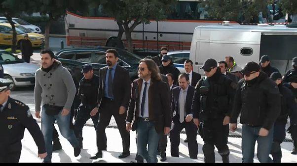 Grécia concede asilo a militar turco