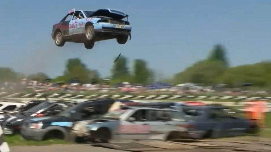 Campeonato de coches de altos vuelos