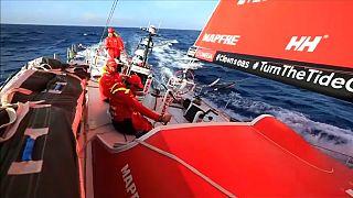 Volvo Ocean Race: Team Mapfre gewinnt 8. Etappe