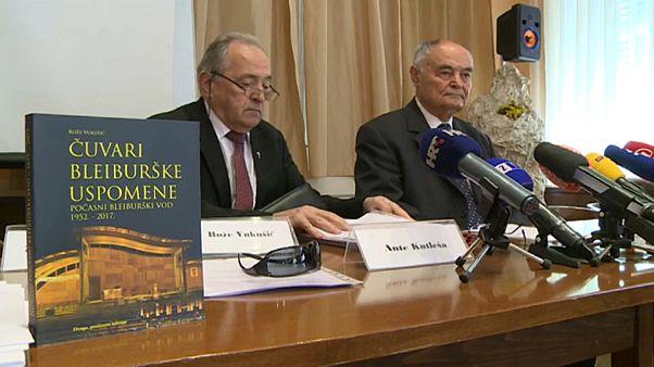 Größtes Faschistentreffen Europas? Kroatische Gedenkfeier sorgt für Aufregung