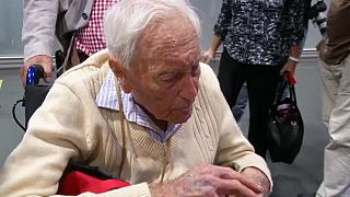 """Australia's oldest scientist David Goodall says he's """"ready to die"""""""