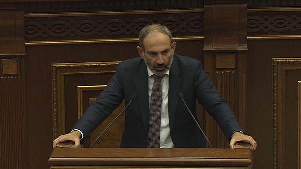 Армения: народ ликует и ждет перемен