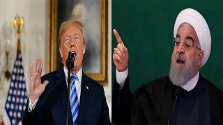 ردود الأفعال الدولية على انسحاب ترامب من الاتفاق النووي الإيراني