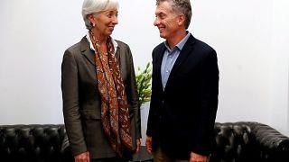 Η Αργεντινή επιστρέφει στην «αγκαλιά» του ΔΝΤ