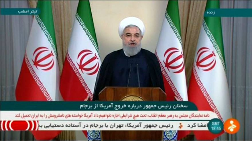 World reacts to US decision to pull out of Iran nuclear deal