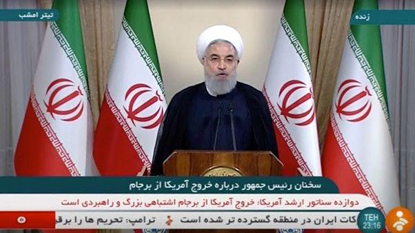 El mundo lamenta la decisión de Trump sobre el acuerdo nuclear iraní