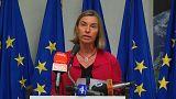 Nükleer anlaşmadan çekilen Trump'a Avrupalı müttefiklerinden tepki