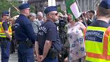 Viktor Orban começa mandato com protestos