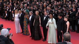 71. Filmfestspiele von Cannes eröffnet