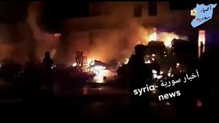 Syrien meldet israelischen Raketenbeschuss