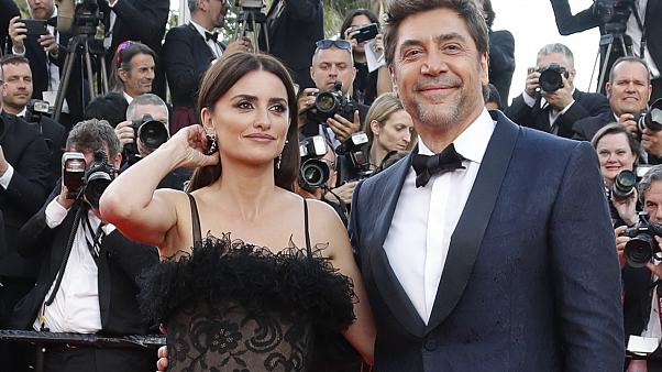Penélope Cruz-Javier Bardem: apertura glamour al Festival di Cannes