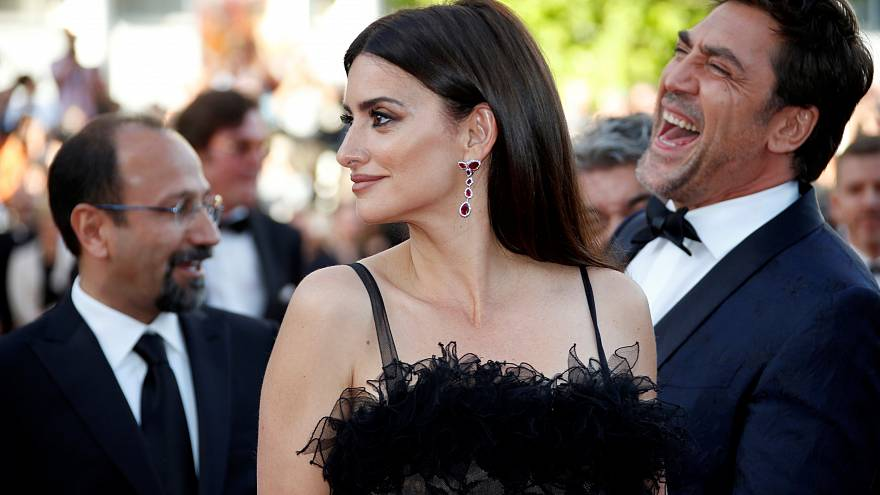 'Todos lo saben', con Penélope Cruz y Javier Bardem, inaugura Cannes