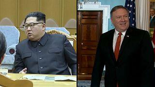 Госсекретарь США в КНДР