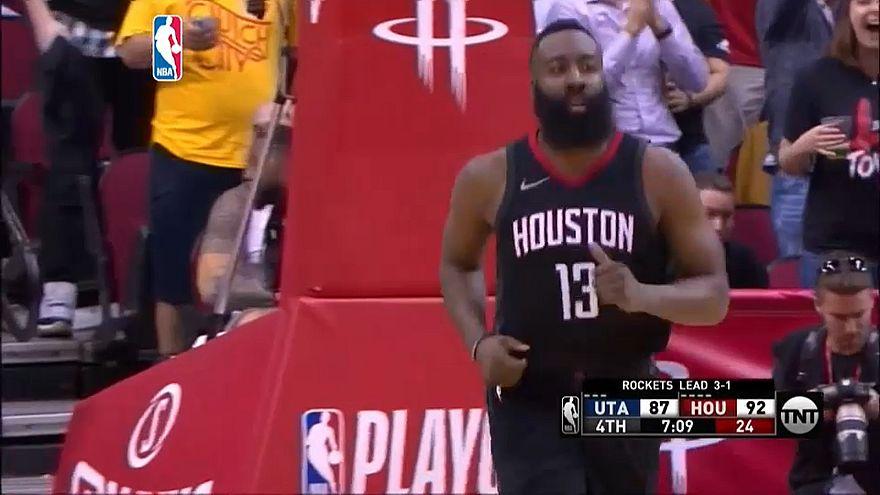 """НБА: """"Хьюстон"""" вышел в финал"""